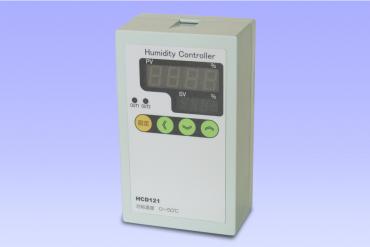 電子湿度調節器 HCD121(乾湿球センサー+水入金具セット)