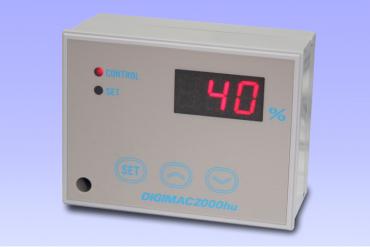 電子湿度調節器 DGHシリーズ