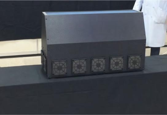 ミストスクリーン MS-800の写真