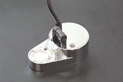 低水位での霧化が可能な小型の超音波霧化ユニット。